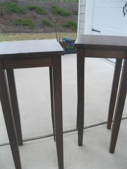 Original Planter Tables