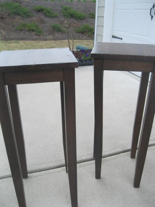 Original Planter Tables