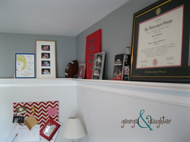 georgia & daughter: A Modern, Mature Home Office
