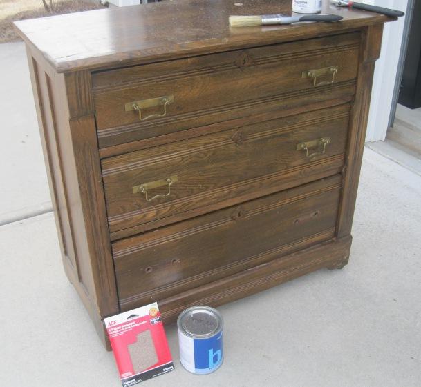 georgia & daughter: Auction Dresser