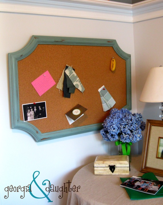 georgia & daughter: A Thrift Store Bulletin Board