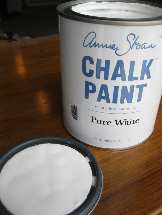 Annie Sloan Pure White