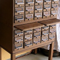 An Investment Piece: The Department Store Cabinet