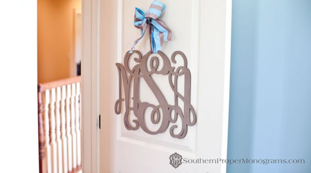 Southern Proper Monogram