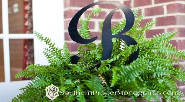Southern Proper Monograms