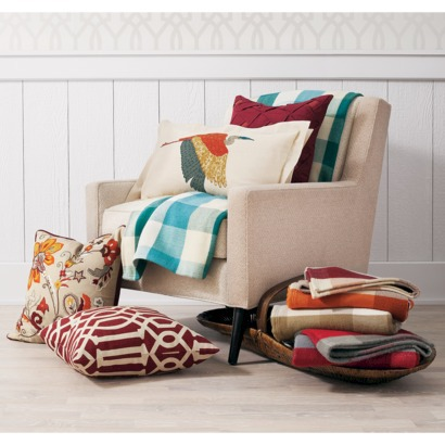 Target Threshold Plaid Throw