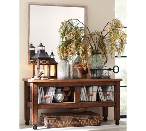 Potterybarn Kingston Lantern