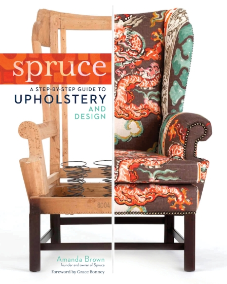 Spruce: A Step by Step Guide to Upholstery