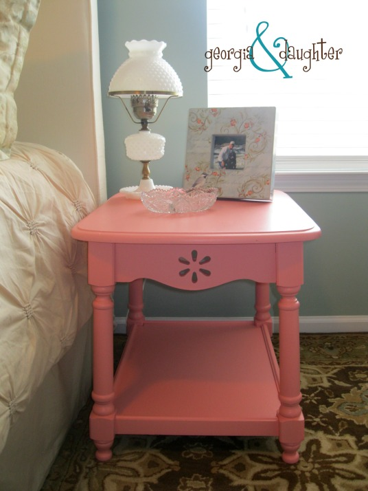 georgia & daughter: Pretty in Pink Table